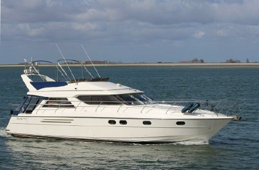 1993 Princess 48 Flybridge