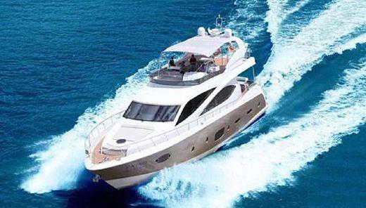 2017 Allmand Yachts 76 Yacht