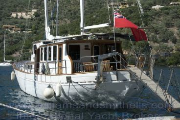 1985 Greek Motor Sailer 70