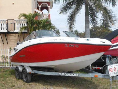 2012 Sea Doo 210 jet boat