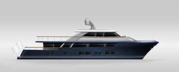2013 Ron Holland Rayburn Adventure Yacht