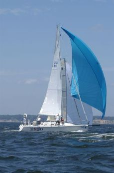 2005 J Boat J109 Shoal Draft