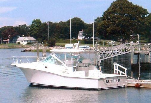 2001 Cabo 31 Express Fish