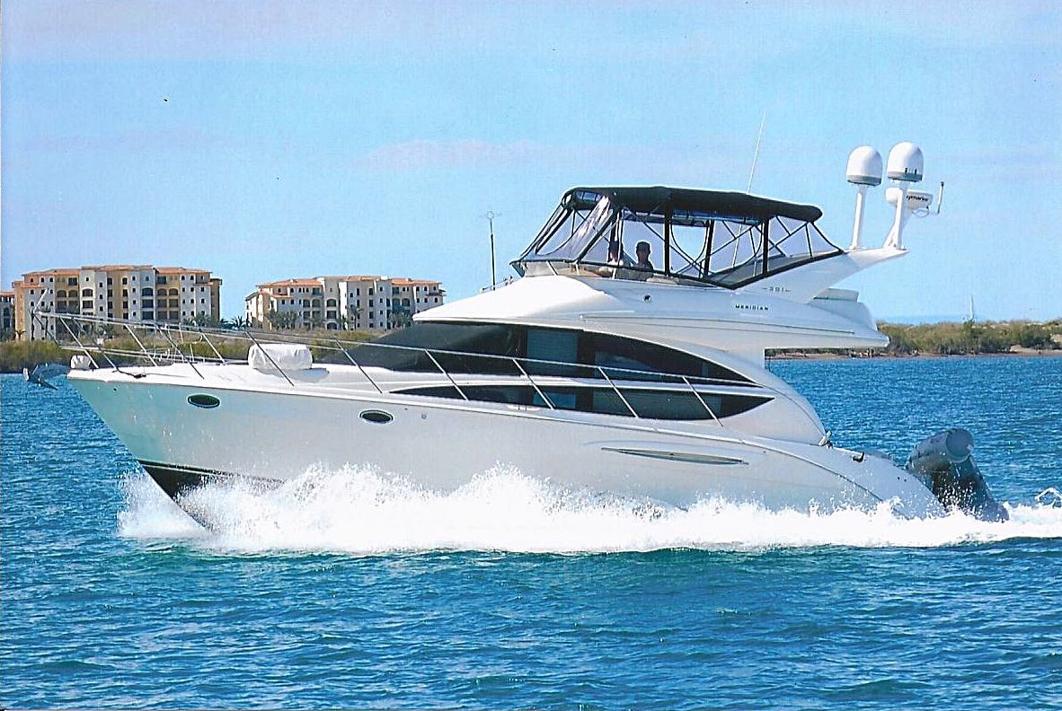 39' Meridian SEDAN CRUISER 391+Boat for sale!