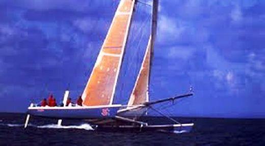 1988 Custom RD Boatworks 60 Open Catamaran