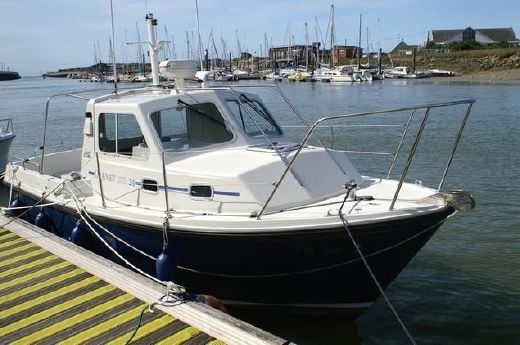 2005 Orkney Boats Pilothouse 24