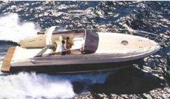 2001 Ilver 39 Spada