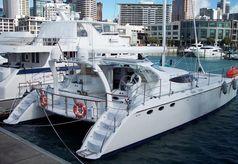 2005 Custom Built 18m Sailing Catamaran