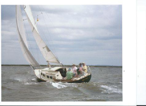 1977 Cape Dory Sloop