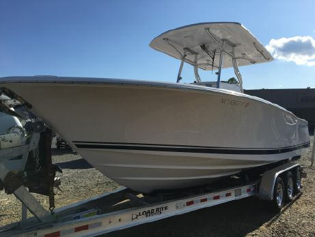 2018 Southport 27 Center Console