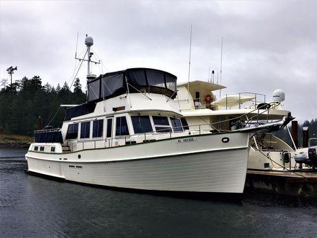 1989 Grand Banks Motor Yacht