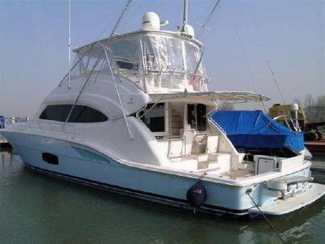 2008 Bertram Yacht 700