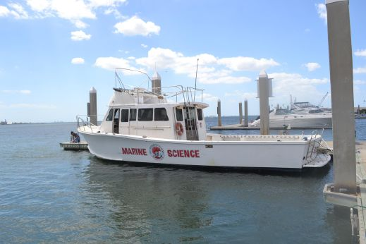 1978 Venmar 45 Commercial Dive Research Vessel