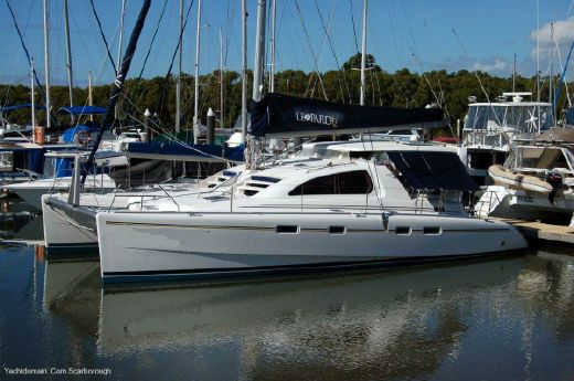 2003 Leopard Catamaran Leopard 42 Owners Version