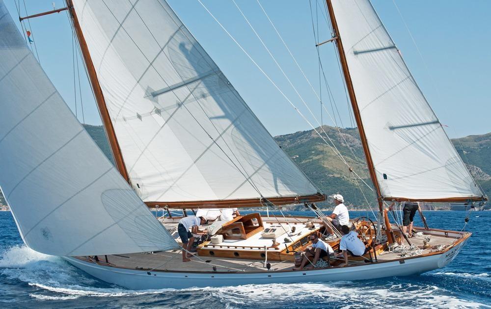 1937 Sparkman & Stephens Yawl Sail Boat For Sale - www.yachtworld.com