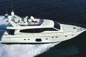thumbnail photo 0: 2008 Ferretti Yachts 630