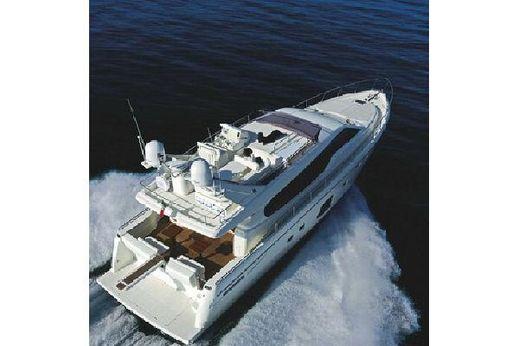 2008 Ferretti 630
