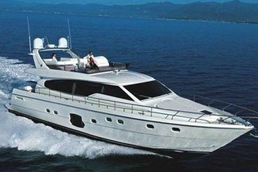 thumbnail photo 1: 2008 Ferretti Yachts 630