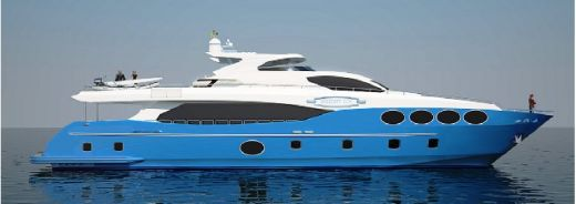 2012 Prestige Yachts Invest Majesty 105
