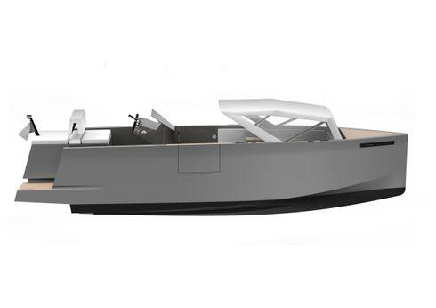 2017 De Antonio Yachts D-23 Tender
