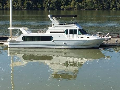 2001 Harbor-Master 520 Pilothouse Motor Yacht