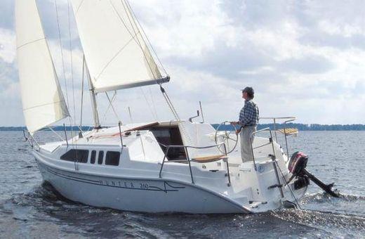 2002 Hunter 260
