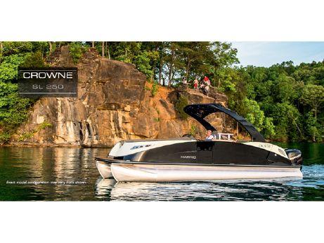 2018 Harris Flotebote Crowne SL 250