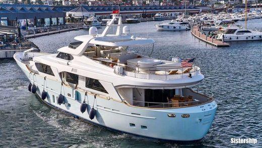 2014 Benetti Sail Division Navetta 32 m