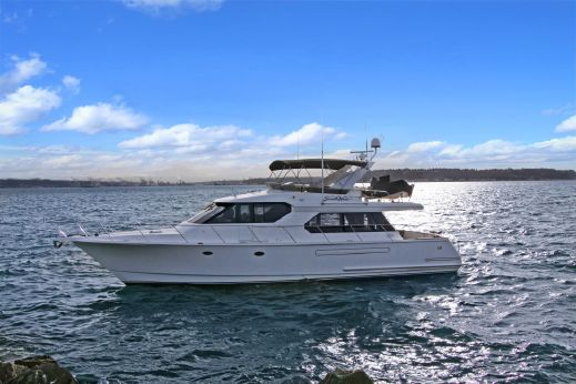 2000 West Bay Sonship 58 Pilothouse
