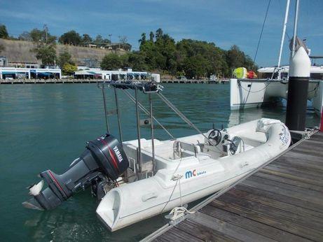 2008 Rib MC Boats RIB