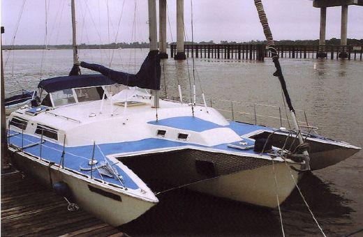 1967 Corinthian Yachts Trimaran
