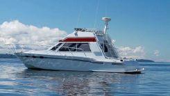 1991 Pacific Victor Marine 34