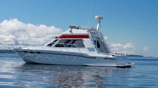 1991 Pacific Victor Marine 34