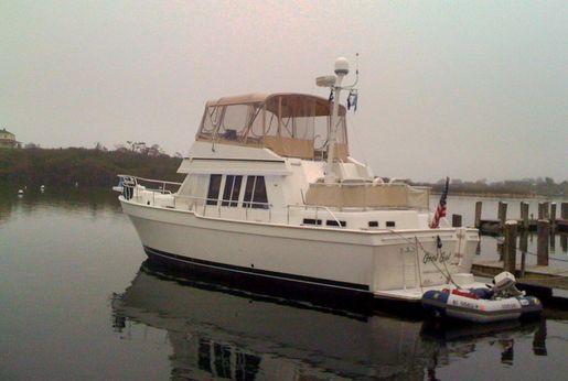 2003 Mainship 43 Trawler Aft Cabin