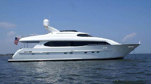 2001 Lazzara Motor Yacht 94