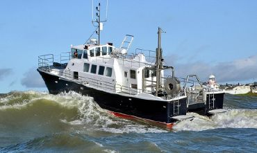 2015 18m Multi-Purpose Research & Survey / Offshore Patrol / S.a.r. Catamaran