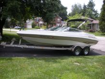 2001 Caravelle 209 Bow Rider