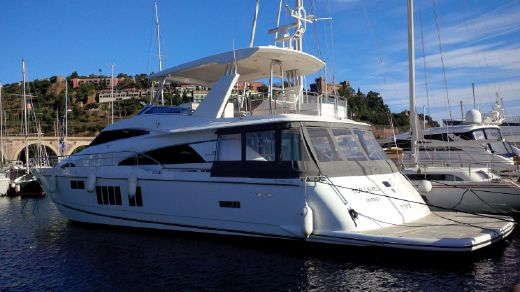 2014 Fairline Squadron 78 Custom