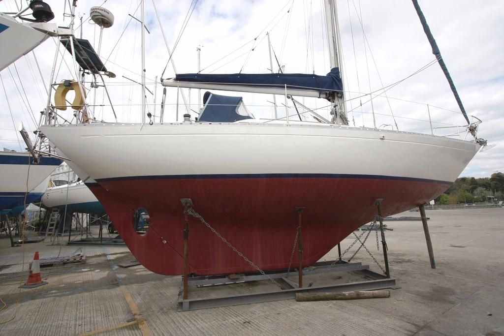 1996 Rustler 36 Sail Boat For Sale Www Yachtworld Com