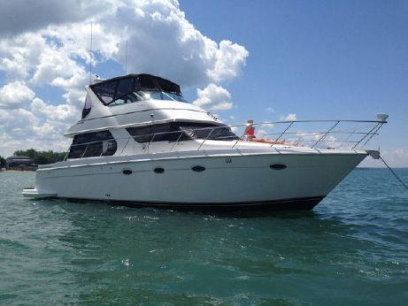 1999 Carver 450 Voyager Pilothouse (SRG