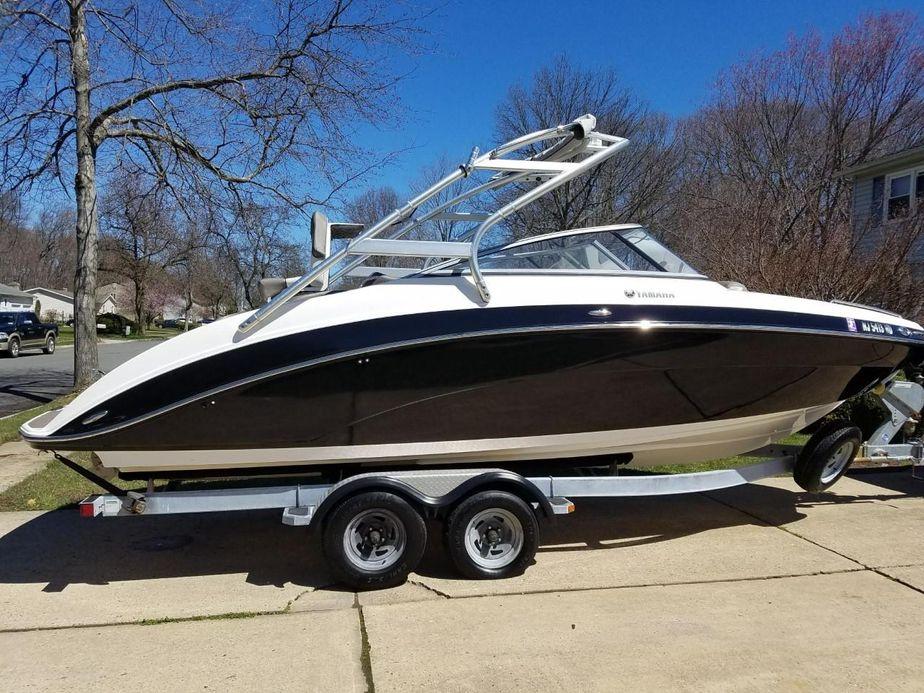 2011 Yamaha Boats 242 Limited S Racinghigh Performance For