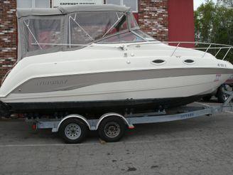 2008 Stingray 240 CS
