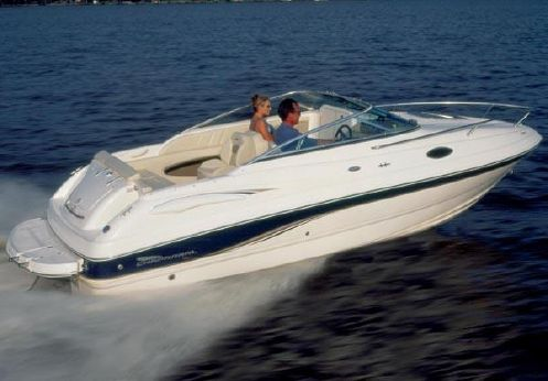 2005 Chaparral 215 SS
