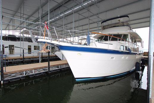 1982 Hatteras 56 Motor Yacht