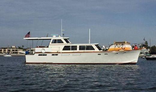 1973 Motor Yacht Santa Barbara 51 Motoryacht