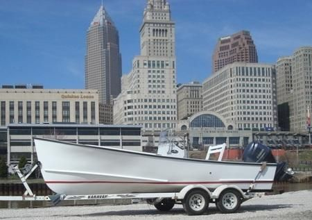 2014 Seaway 21' Center Console