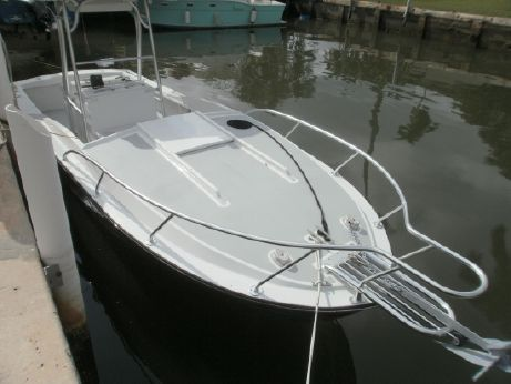 1978 Blackfin 25 Fisherman