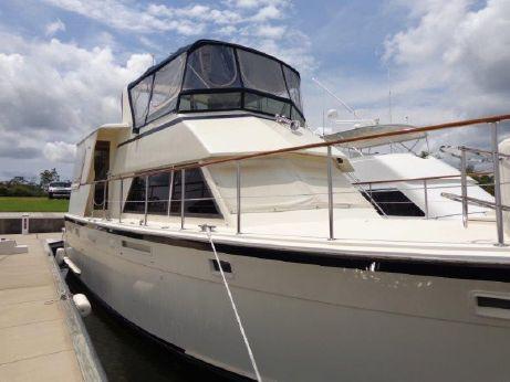 1981 Hatteras Cockpit Motor Yacht