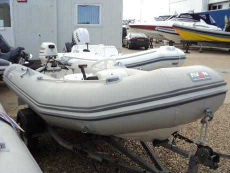 2005 Avon 340 RIB