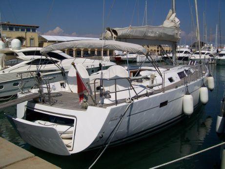 2008 Hanse 540 e